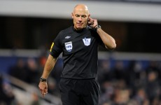 Howard Webb to ref United v Liverpool