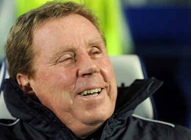 Queens Park Rangers manager Harry Redknapp tonight.