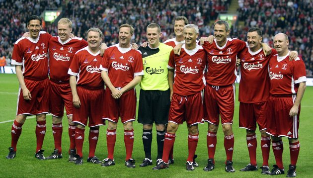 Soccer - Hillsbrough Disaster Memorial Match - Anfield