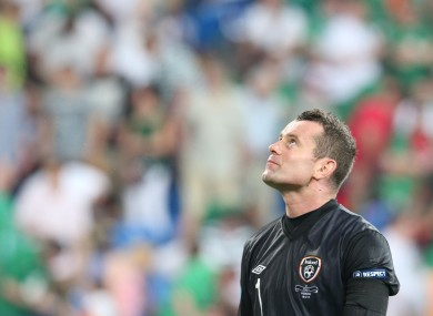 Shay Given: should the Aston Villa 'keeper return?