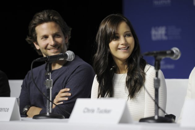 TIFF 2012 Silver Linings Playbook Press Conference