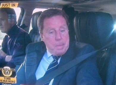 It was a predictably busy January for QPR boss Harry Redknapp.