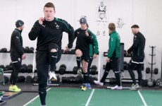 D'Arcy and Earls the biggest injury worries for battle-scarred Irish