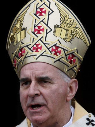 File photo of Cardinal Keith O'Brien