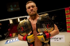 Interview: Meet Ireland's newest UFC fighter Conor McGregor