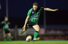Parks' life: Flawless fly-half guides Connacht to win over champions