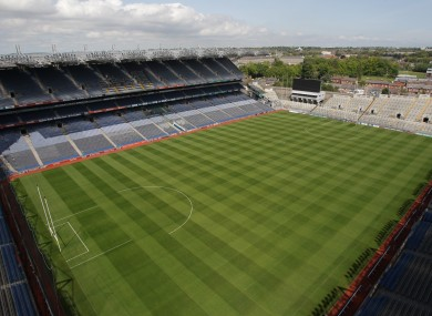 Croke Park where unions and the government worked out a deal on public sector pay and reform in 2010.