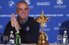 McGinley: 'Every night I go to bed thinking about the Ryder Cup'
