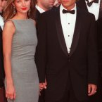 Two people as good looking as Kate Moss and Johnny Depp belong together.  If they had stayed together Kate could have avoided all that Pete Doherty messing as well.  AP/Press Association Images