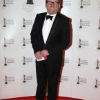 Colm Meaney arriving on the the red carpet for the 10th Annual Irish Film & Television Awards at the Convention Centre, Dublin.