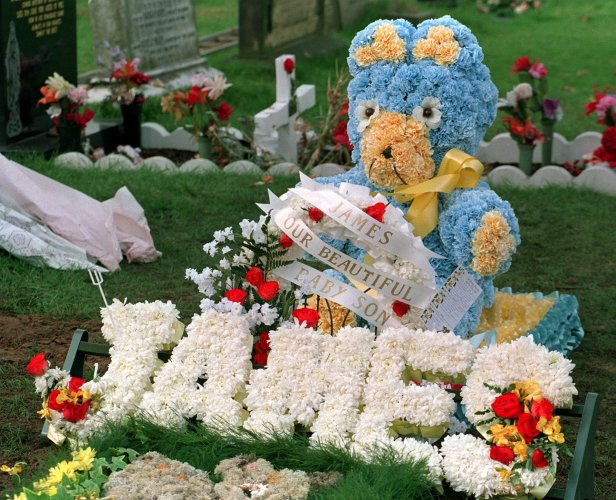 James Bulger Funeral 4