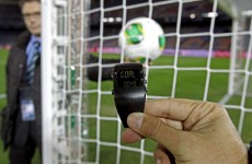 FIFA approves goal-line technology for Brazil 2014