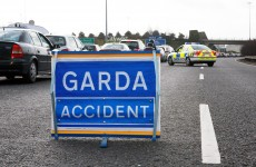 Gardaí appeal for witnesses to fatal M50 crash