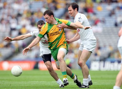 Donegal and Kildare face off this weekend.