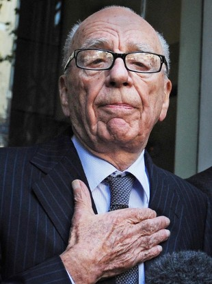 File photo of Rupert Murdoch