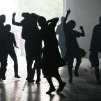 These people having a dance (Niall Carson/PA Archive/Press Association Images)