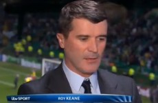 Roy Keane Beard Watch: It's gone, Ireland… deal with it
