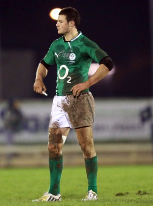 Henshaw was in action recently for the Irish Wolfhounds.