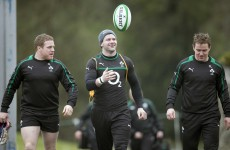Supporting Irish cast set for Pro12 duty ahead of Scotland clash