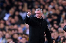 We would have taken 1-1 before the game – Ferguson