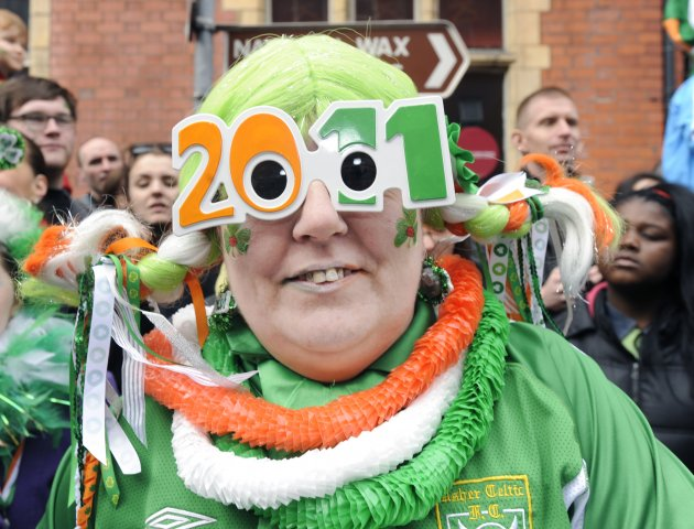 17/3/2011 Saint Patricks Day Parades Festivals