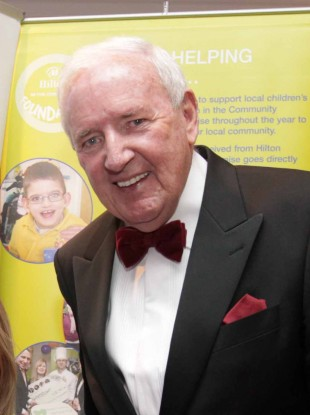 Broadcaster Bill O'Herlihy