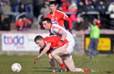 Division 1 FL: Cork consign Tyrone to first league defeat
