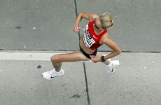 Paula Radcliffe admits she may never run competitively again