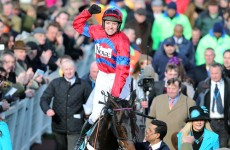 Sprinter Sacre puts on champion display at Cheltenham