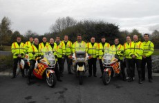 Bikers give up free time to help cut HSE's €28m taxi bill