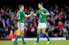 Update: O'Driscoll named in starting line-up to face Italy, Sexton injured