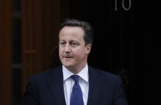 David Cameron under pressure over press regulation