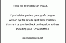 9 incredibly clever ads for real jobs