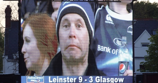 The 8 signs you're a Leinster Rugby fan