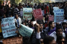Swiss woman gang-raped in central India
