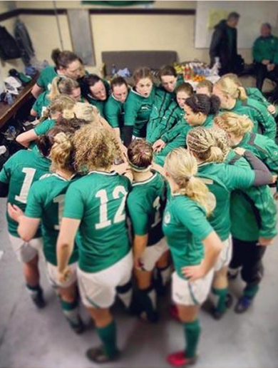 Ireland Women just one game away from Grand Slam following France victory