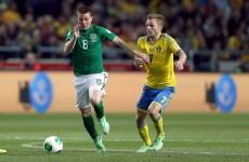 As it happened: Sweden v Ireland, World Cup qualifier