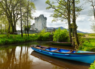 A picture postcard view of Killarney, Co Kerry - and now it's more affordable to visit it, according to index.
