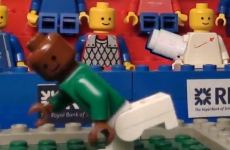 VIDEO: The wait is over, here's your 6 Nations recap in Lego