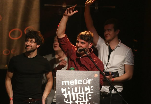 Meteor Choice Music Prize - Dublin