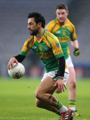 Paul Galvin in action for Finuge.