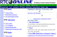 11 vintage websites as you used to see them