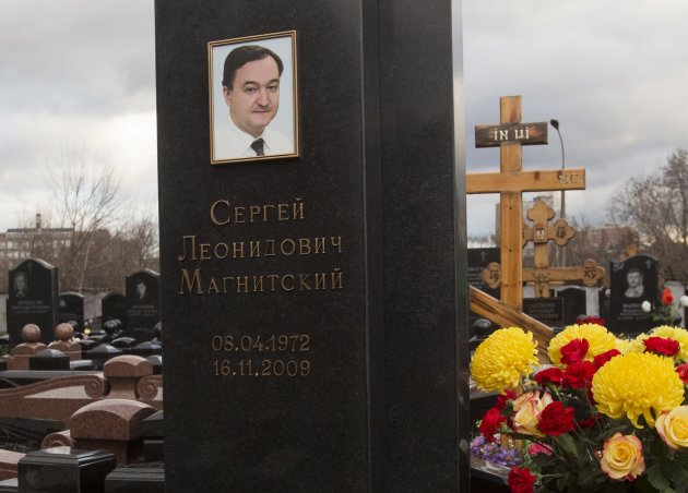 Russia Magnitsky Trial