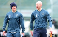 Conor Sammon to lead the line for Ireland against Austria