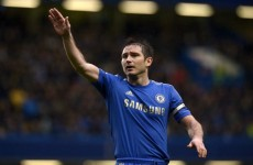 VIDEO: Lampard scores 200th Chelsea goal in win over Hammers