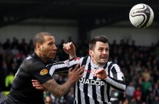 Celtic held by St Mirren after contentious penalty