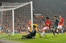 As it happened: Manchester United v Real Madrid, Champions League last 16