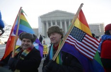 IN NUMBERS: US same-sex marriage