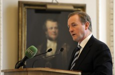 Kenny asked if Ireland will rejoin Commonwealth