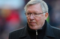 Fergie weighs up attacking options ahead of Manchester derby